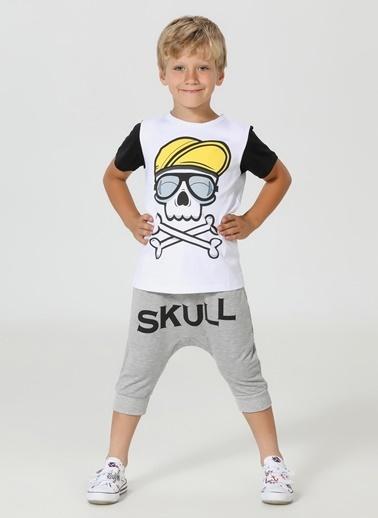 Lupiakids Skull Harem 2'li Erkek Takım Renkli